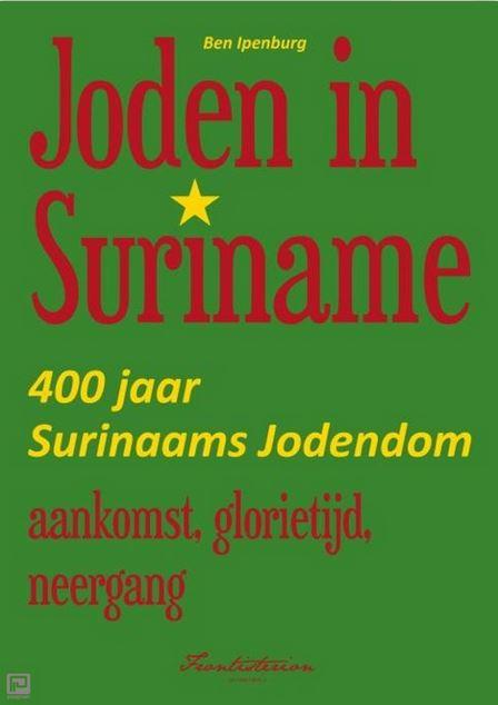 2015 Joden in Suriname door Ben Ipenburg